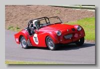 Triumph TR2 1956  frontr