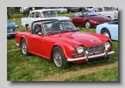 Triumph TR4 and TR4A IRS