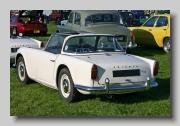 Triumph TR4 rear