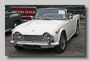 Triumph TR4A IRS frontw
