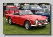 Triumph TR4A front