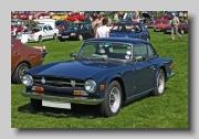 Triumph TR6 front 1973