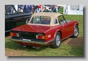 Triumph TR6 rear 1971