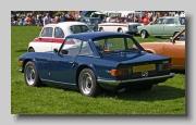 Triumph TR6 rear 1973