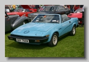 Triumph TR7 and TR8