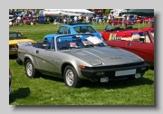 Triumph TR8 front