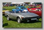 Triumph TR8 front