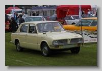 Triumph Toledo 1973 4-door front