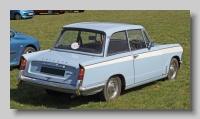 Triumph Vitesse 1600 1963 rear