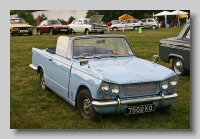 Triumph Vitesse 6 and 2-litre