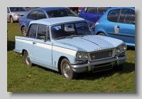 Triumph Vitesse 6 1963 front