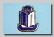 aa_Triumph TR4 Rally badge