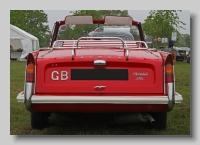 v_Triumph Herald 1200 Convertible tail