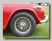 w_Triumph TR4A IRS wheel