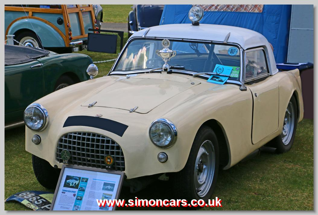 Simon Cars - Turner Cars - British Classic Cars, Historic ...
