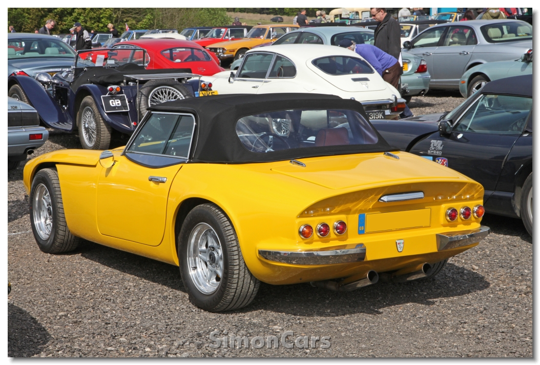 Simon Cars Tvr 3000s