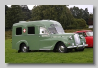 Austin Sheerline 1956 Lomas Ambulance front