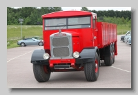 Scammell Rigid 6 wheeler 1939