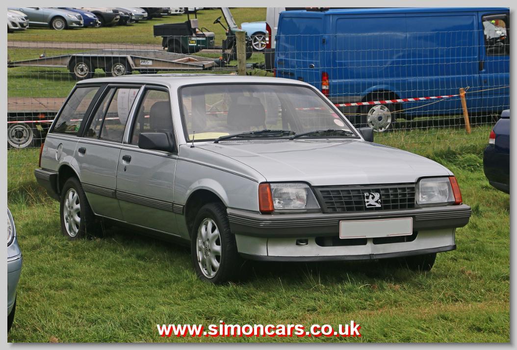 Simon Cars - Vauxhall Cavalier, Historic Automobiles, Old Vehicles ...