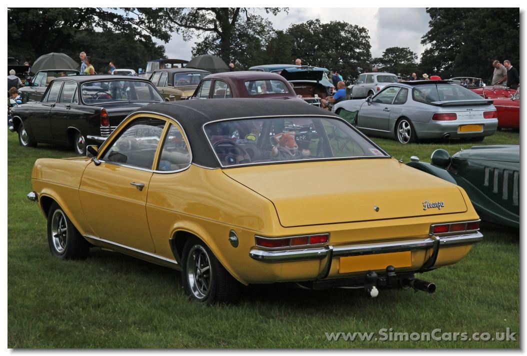 Simon Cars Vauxhall Firenza