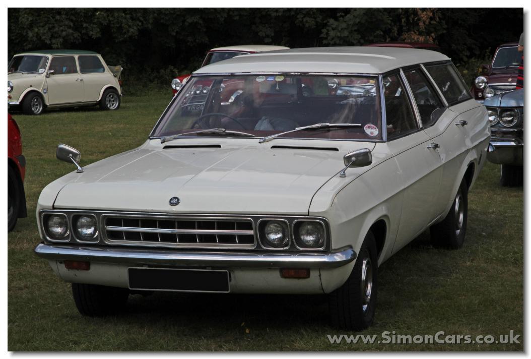 Simon Cars - Vauxhall Victor FD