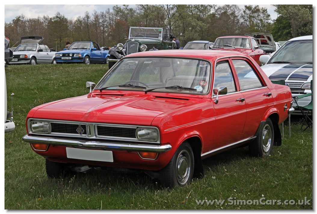 1978 Vauxhall Viva 1800 Gls Related Infomation