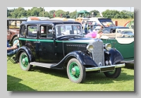 Vauxhall AY 14-6 1933 front