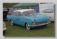Vauxhall Cresta 1958 front