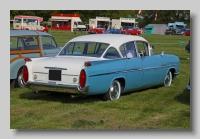 Vauxhall Cresta 1958 rear