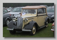 Vauxhall DX 14-6 1937 DHC front