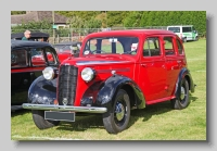 Vauxhall J-type 14 1938 front