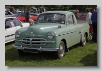 Vauxhall Velox 1953 Pickup front