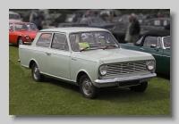 Vauxhall Viva 1965 Deluxe front