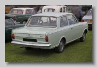 Vauxhall Viva 1965 Deluxe rear