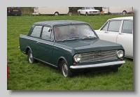 Vauxhall Viva 1966 Deluxe front