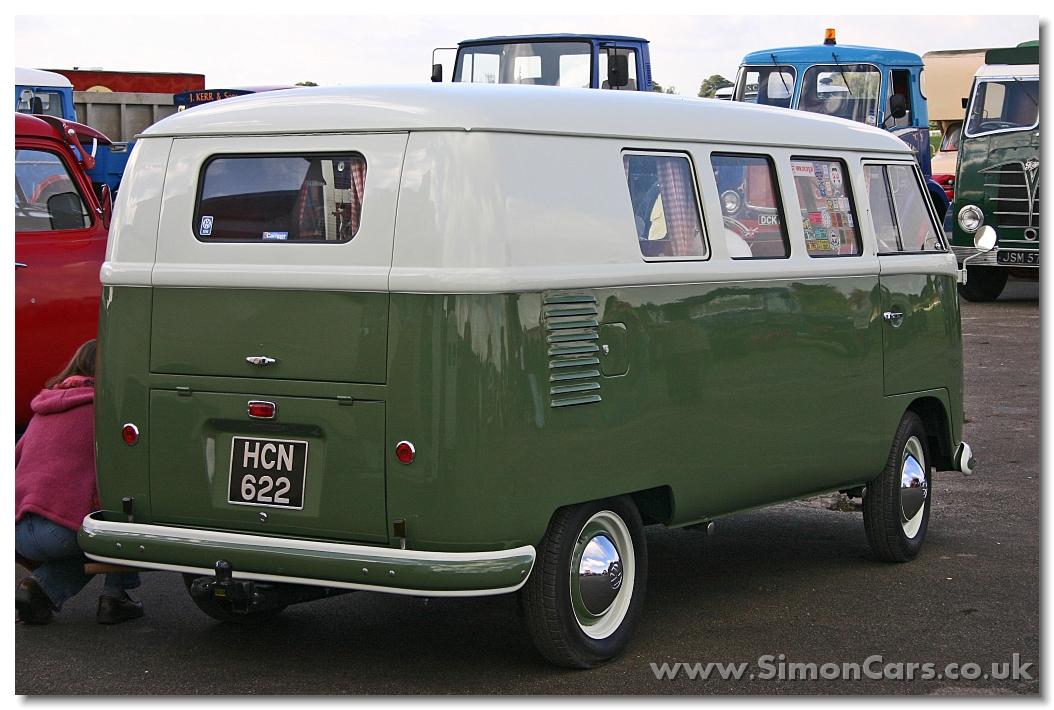 Simon Cars Volkswagen Van T1