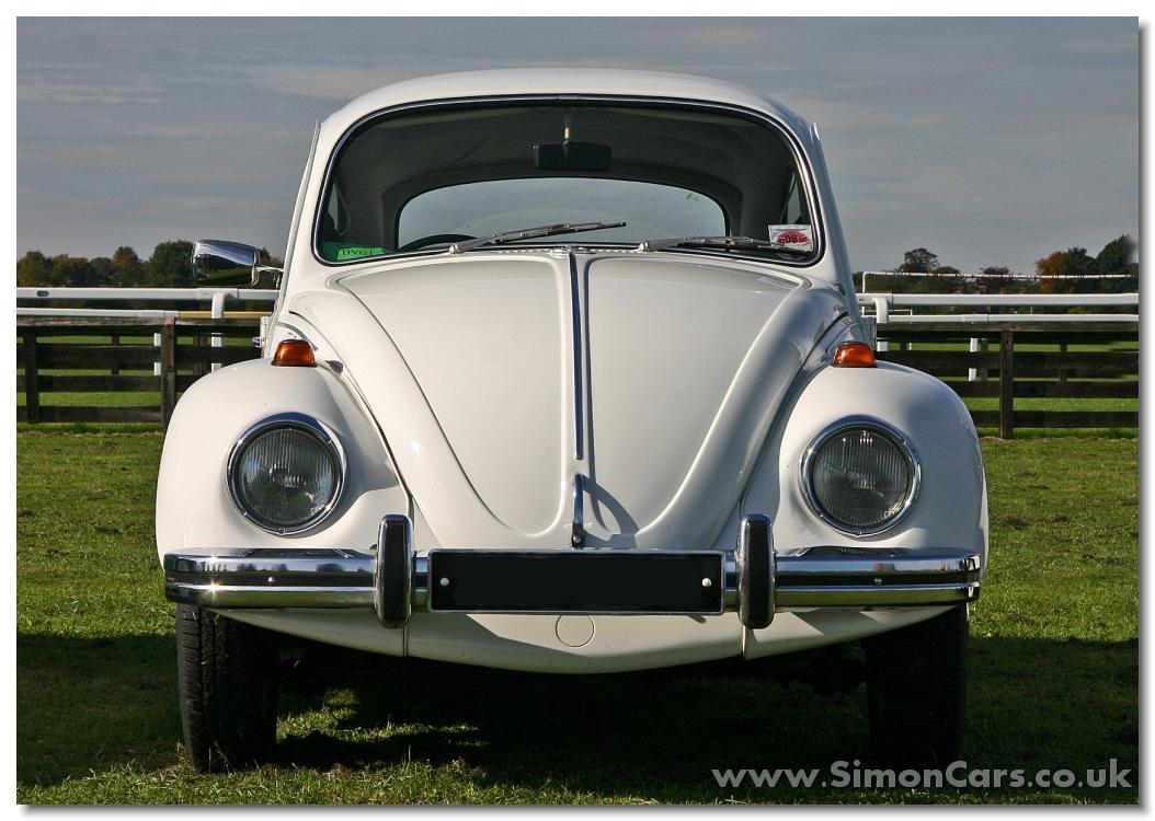 Vw Beetle Rear Engine Front Vw Free Engine Image For
