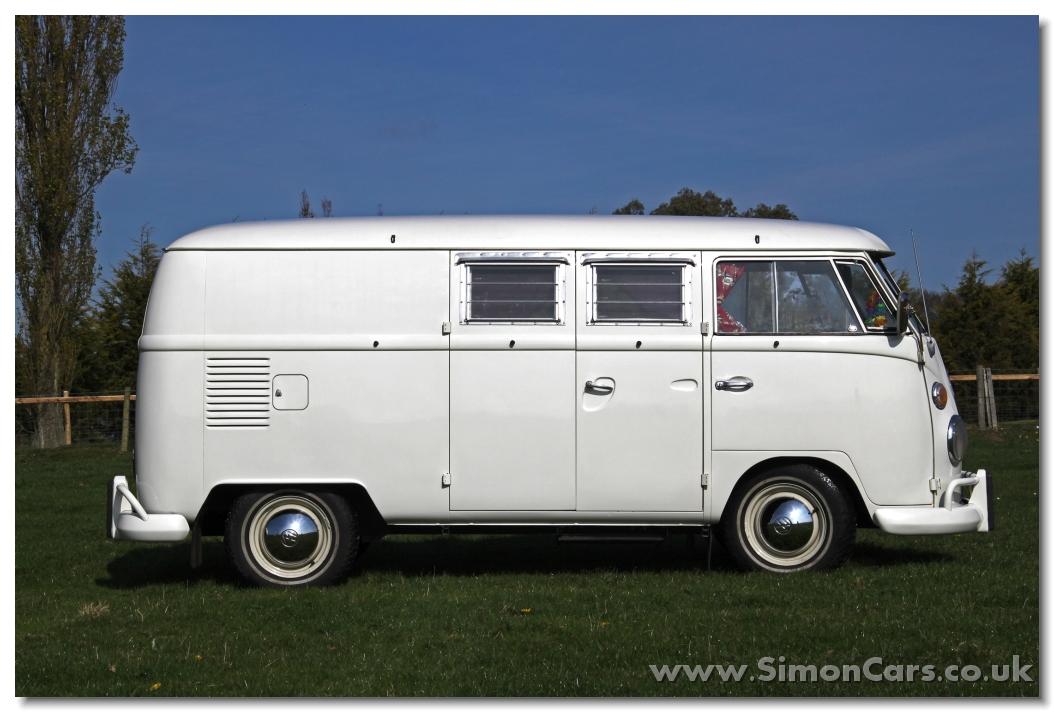 Simon Cars - Volkswagen Van T1