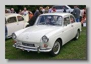 VW 1500 1964 front