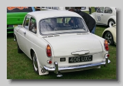 VW 1500 1964 rear