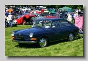 VW 1600 TL 1970 front