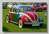 VW Beetle 1200 L 1972 colour