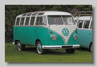 VW Samba 1963 23-window front