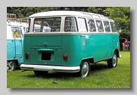VW Samba 1963 23-window rear