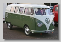 Volkswagen Transporter and Microbus