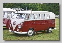 VW microbus 1966 front