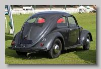 Volkswagen 11C 1949 rear