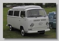 Volkswagen Caravanette 1968 front