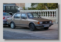 Volkswagen Jetta GL front