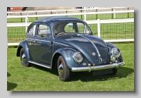 Volkswagen Type 1 1953 front
